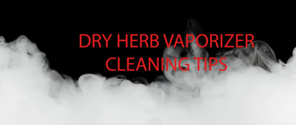 Steps For Properly Clearing a Dry Herb Portable Vaporizer