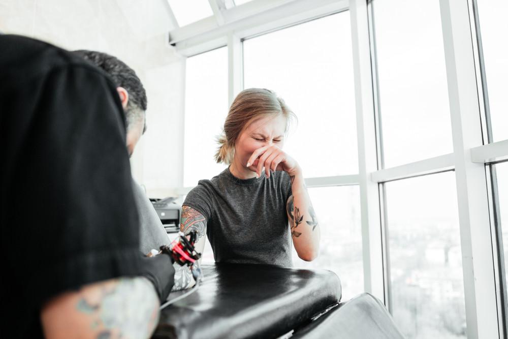Easing Tattoo Pain The CBD Way