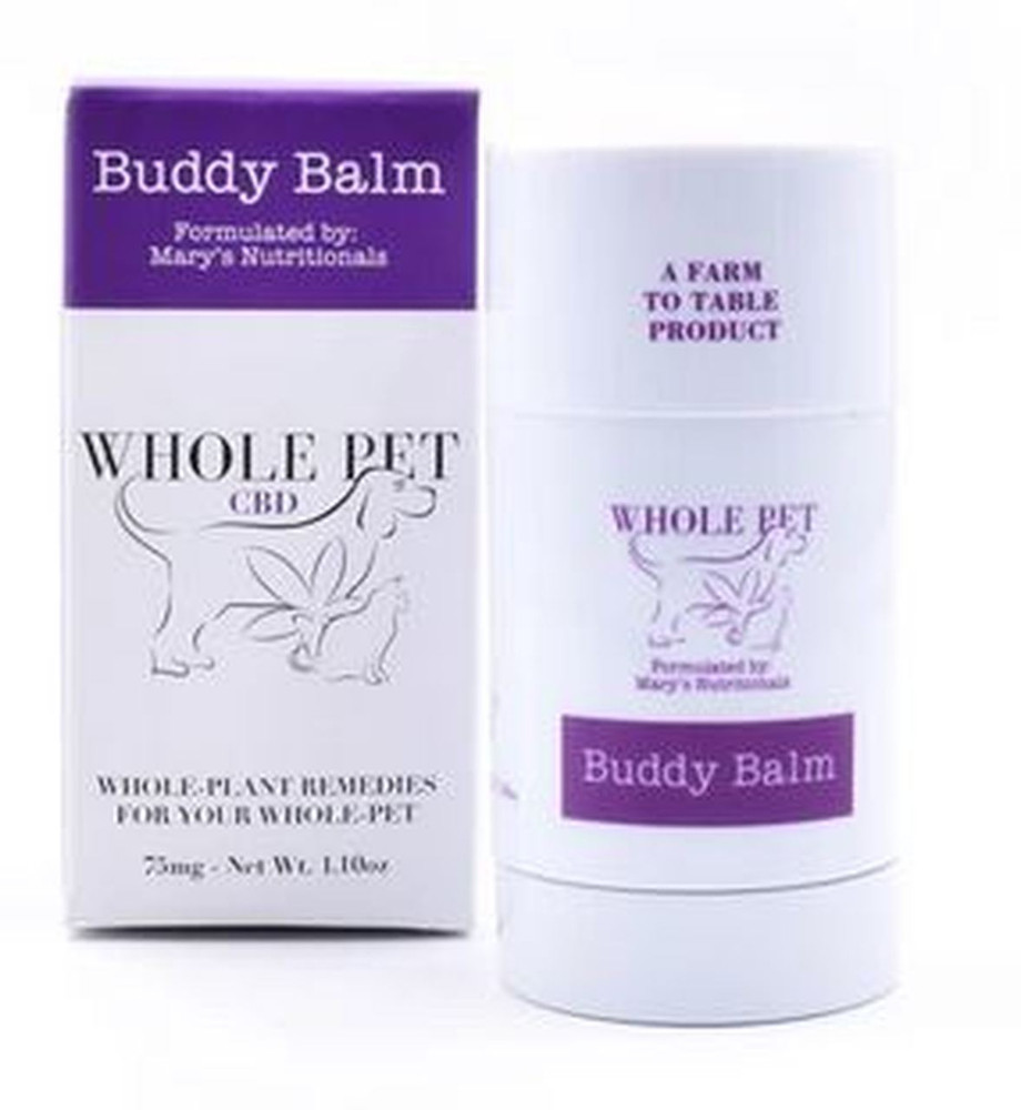 What Could Mary's Nutritionals Whole CBD Pet Buddy Balm Do for Your Pet?