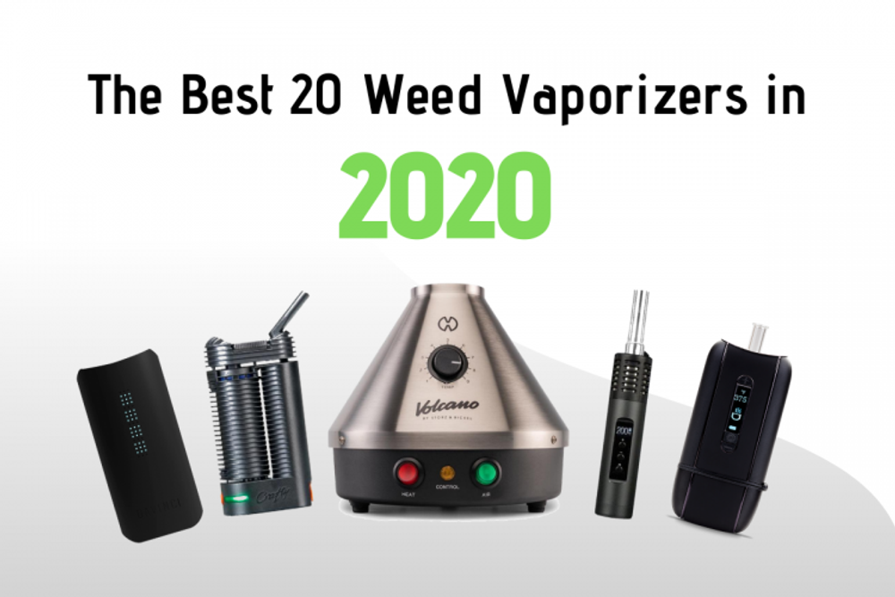 Best Portable Dry Herb Vaporizers - 2021 Edition