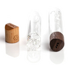 Elevate Mighty Hitter Pipe - Clear