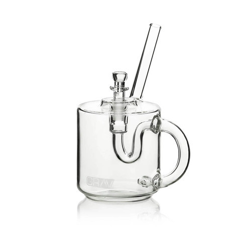 "GRAV 7"" Sip Series Bubbler-Coffee Mug"