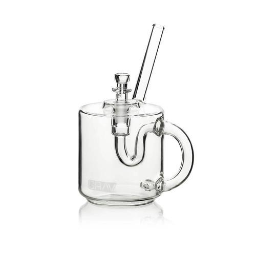 "GRAV 7"" Sip Series Bubbler-Coffee Mug"