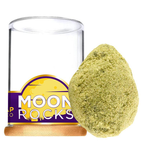 Premium CBD + CBD Moonrocks