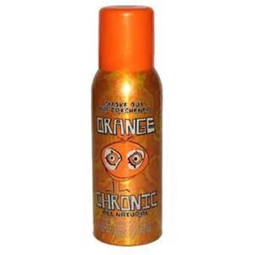 Chatik Orange Chronic Smoke Out Air Freshener (4 oz.)