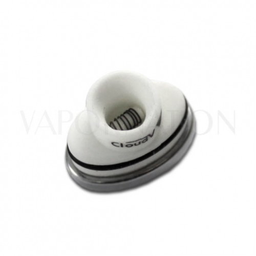 Cloud V Tornado Ceramic Bowl Wax Atomizer