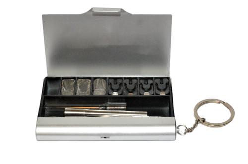 Haze Vaporizer Accessory Key Chain Case