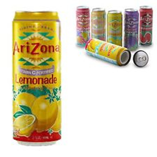 Safe Can‐ 24 oz. Arizona Lemonade