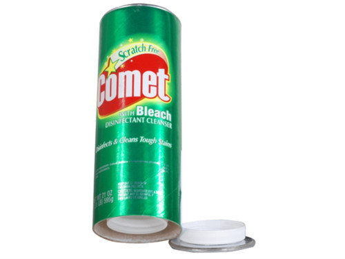 Safe Can‐ Comet Cleaner