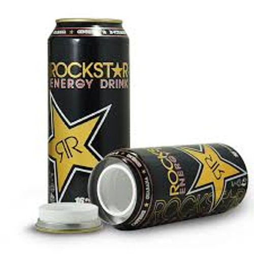 Safe Can‐ Rockstar 16 oz. Energy Drink