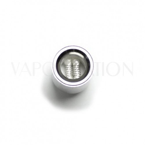 Source Orb 3 Atomizer 5: Wicked Double Coil (5‐Pack)