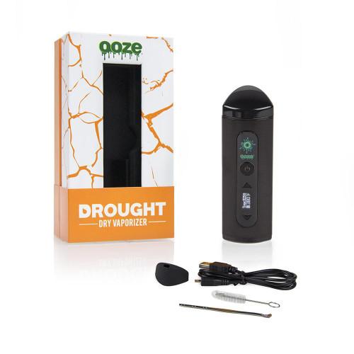 Ooze Drought Vaporizer Kit & Accessories