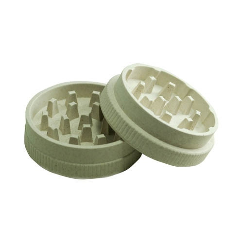 Santa Cruz Shredder Eco-Friendly Biodegradable Hemp 2 Piece Grinder