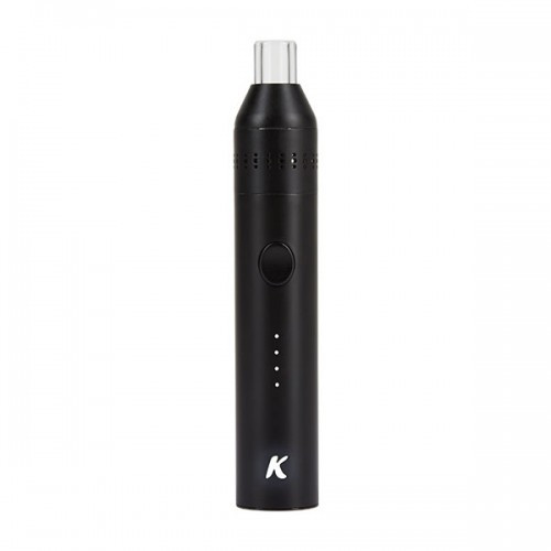 Kandypens Crystal Vape Pen Black
