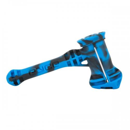 Eyce Hammer Bubbler Blue and Black