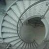 Silver Grey Granite Paving Staircase