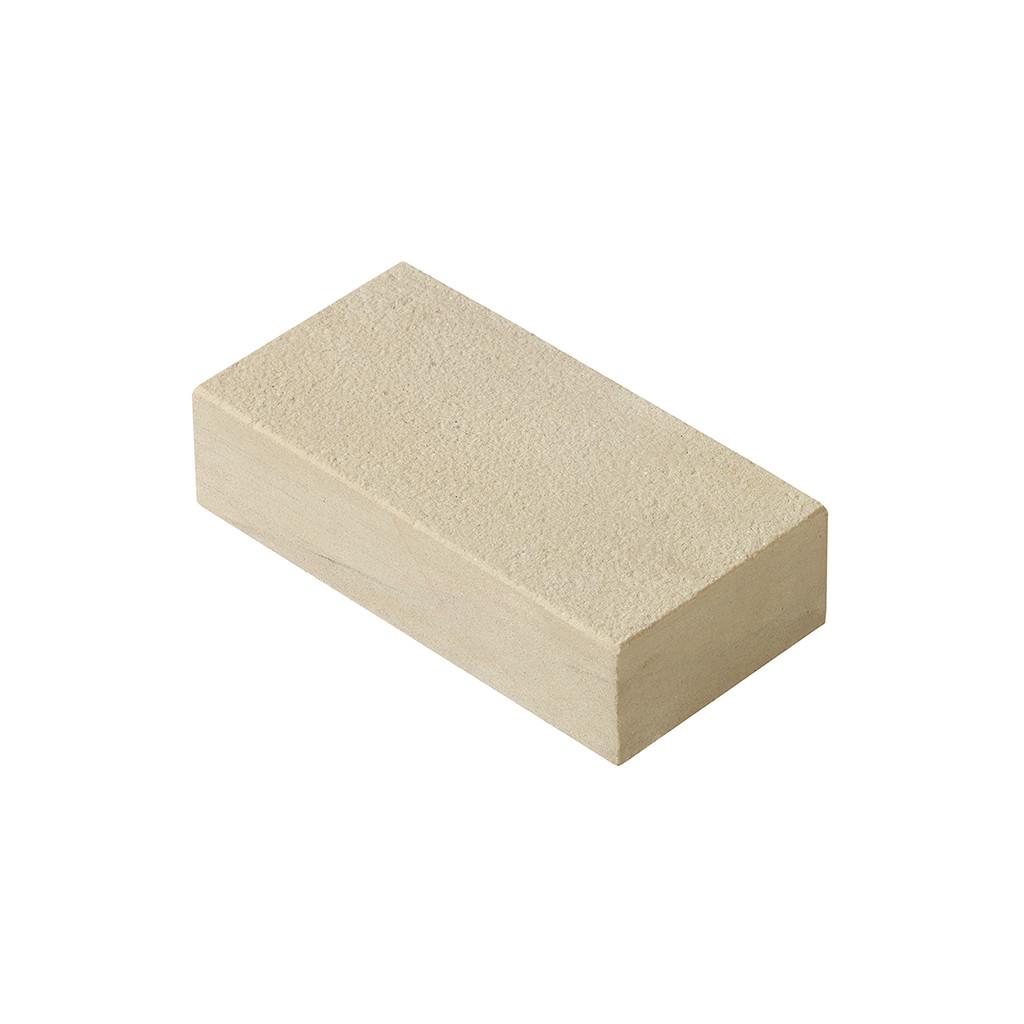 Buff sandstone setts 100x200mm Wet