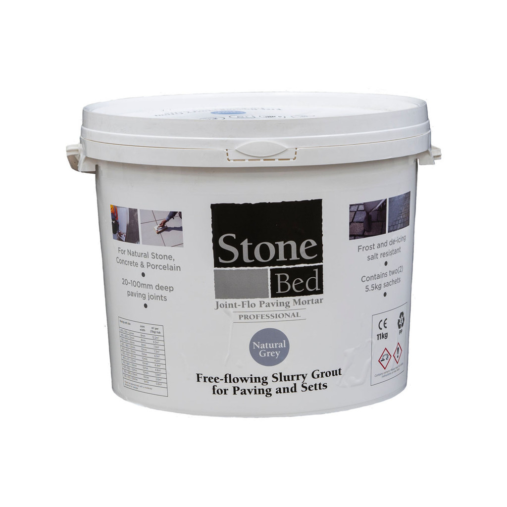 StoneBed Joint-Flo Paving Mortar