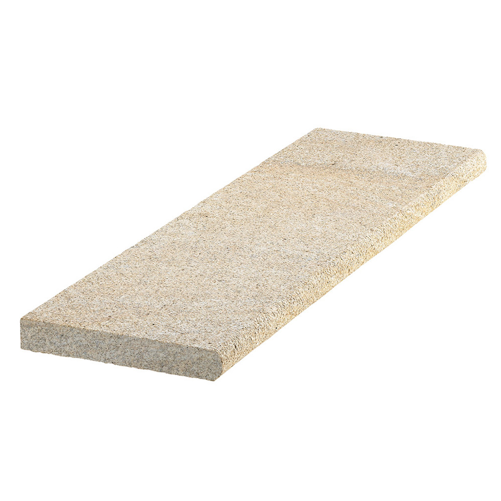 Yellow Granite Steps