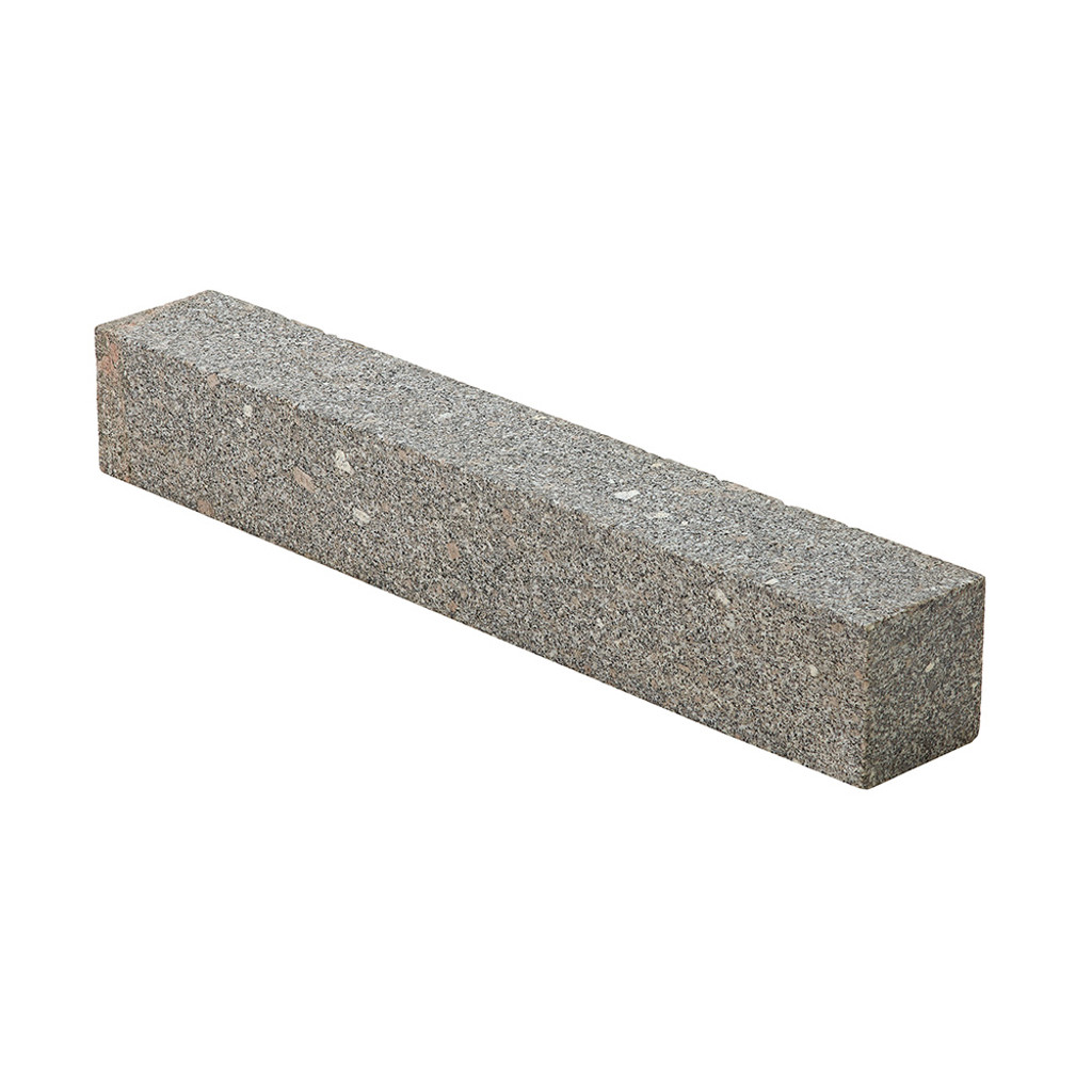 Silver Grey Granite Kerbs (Small) Wet