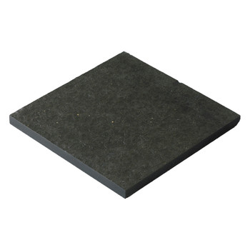 Black Basalt Paving Wet