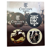 2021 Collectable Cowtown Rodeo Sticker 4 Pack