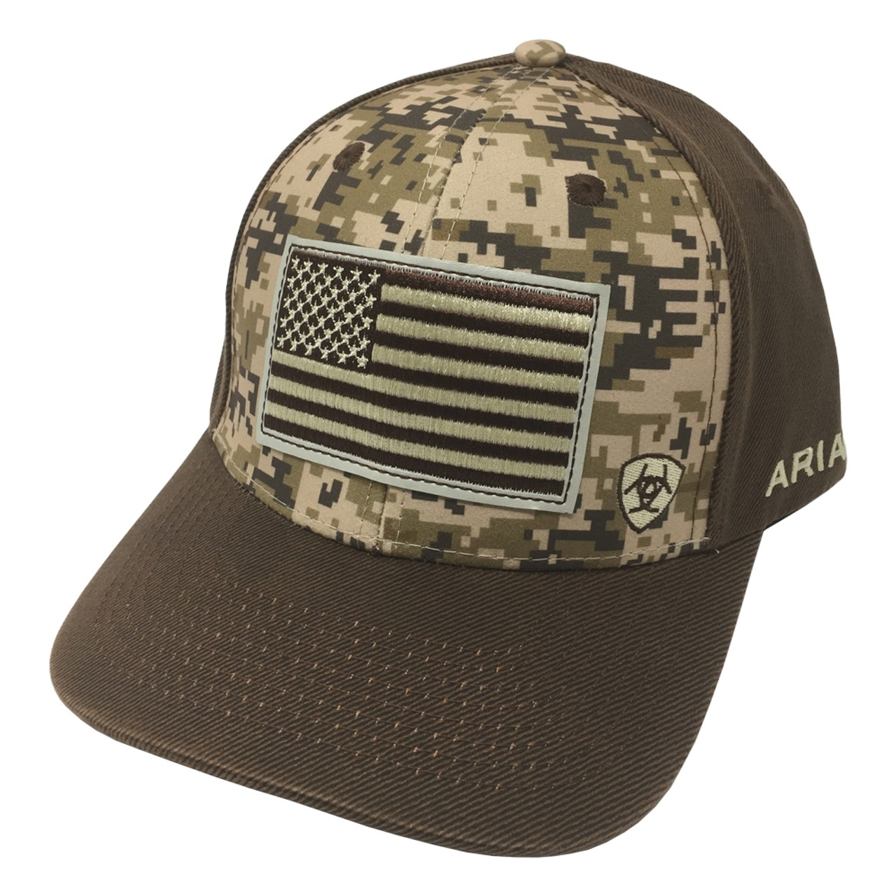 34c285aeac71f Men s Ariat Digital Camo Cap by M F 15094156 - Cowtown Cowboy Outfitters