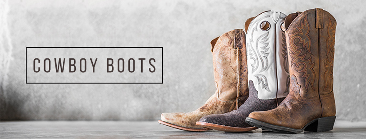 22ba3bde2df Men's Western Footwear | Cowtown Cowboy Outfitters
