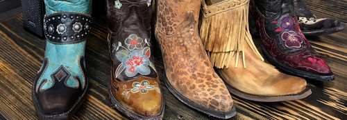 Cowboy Boot Care Tips