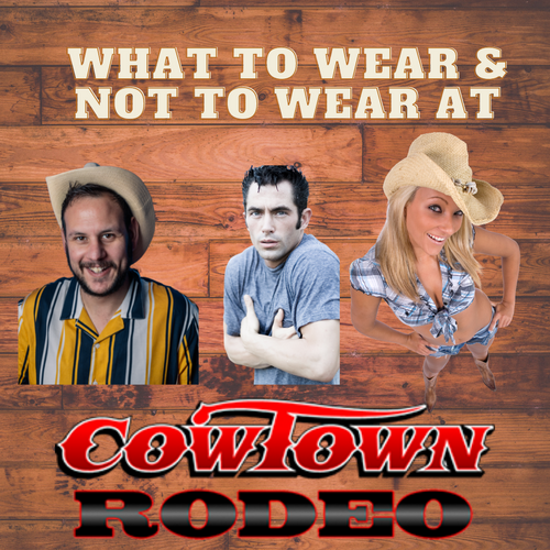 What to Wear to Cowtown Rodeo!
