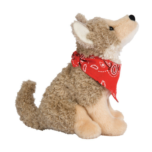 Trickster Coyote Plush Toy by Douglas Company 4069