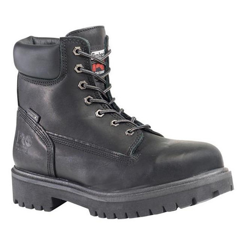 "Men's Insulated 6"" Direct Attach Leather Steel Toe Waterproof Boot by Timberland TB026038001"
