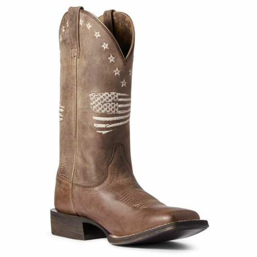 Women's Circuit Patriot Western Boot by Ariat 10038388