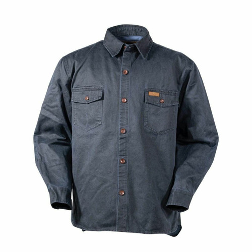 Men's Arkansas Shirt Jacket in Navy by Outback 2806-NVY