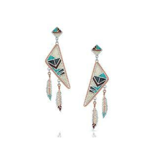 American Legend Ceremony Earring by Montana Silversmith ER4822