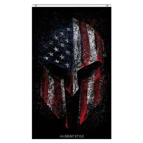 American Spartan 2.0 Flag by Grunt Style GS2982