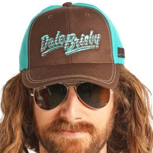*Clearance* Panhandle Slim Dale Brisby Baseball Cap Cbc8531