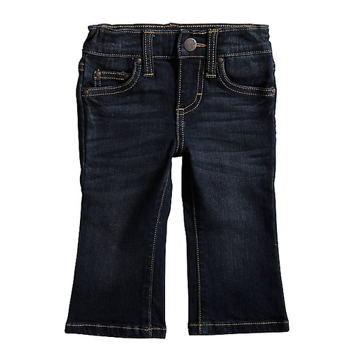 Infant Adjustable Waist Western Jeans By Wrangler PQJ136D