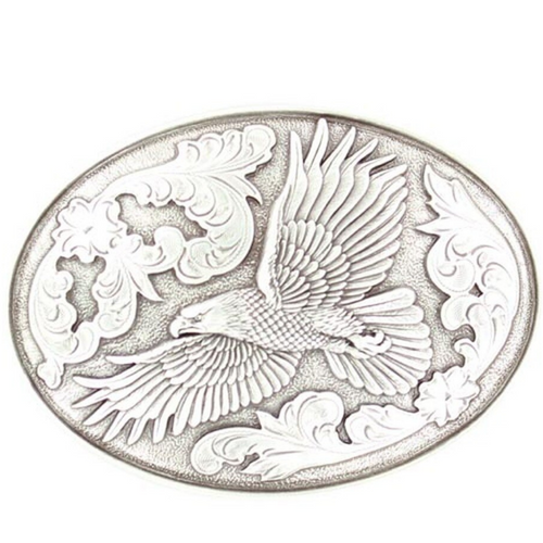 Men's  Oval Eagle Buckle by M&F 37044