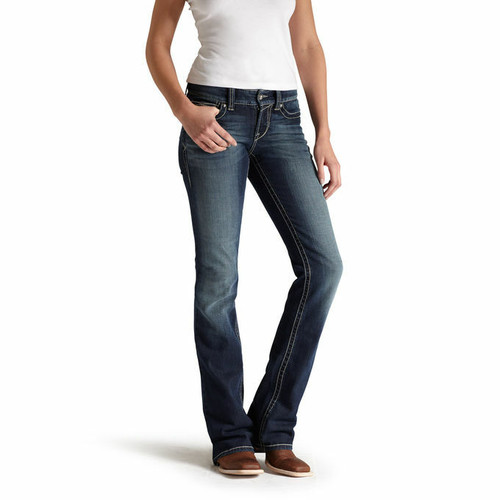 Women's Spitfire R.E.A.L. Riding Bootcut Jean by Ariat 10011683