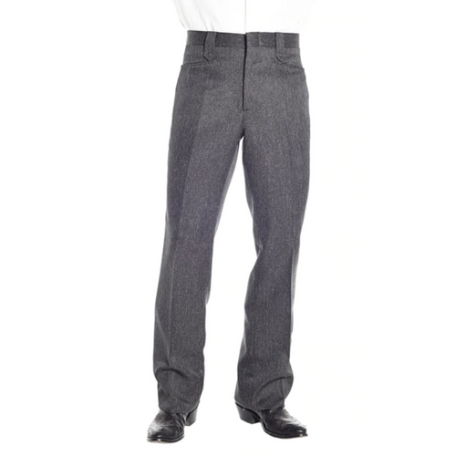 Men's Heather Dress Pant by Circle S CP4776-40