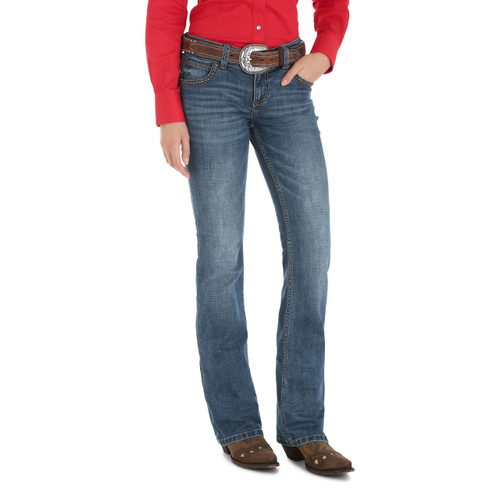 Women's Sadie Low Rise Jean by Wrangler 7MWZFA