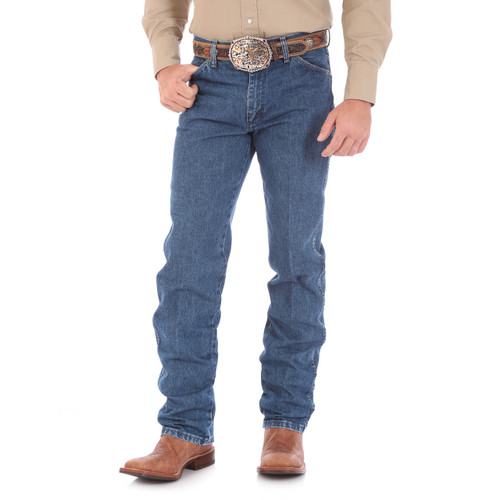 Cowboy Cut Original Fit Stonewashed Jeans 13MWZGK