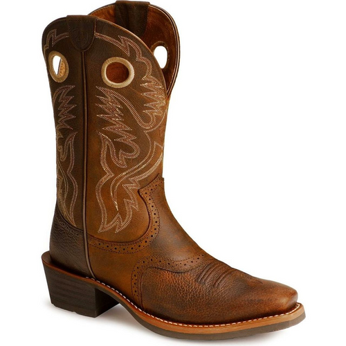 Men's Heritage Roughstock Western Boots by Ariat 10002227