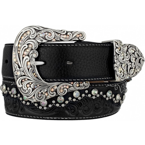 Women's Kaitlyn Crystal Belt By Tony Lama C50493