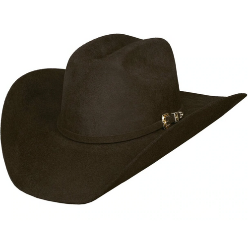 Legacy 8X Chocolate Cowboy Hat By Montecarlo Hats 0518CH