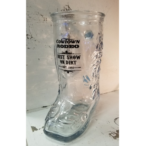 Cowtown Rodeo Boot Mug X2700-1CCO