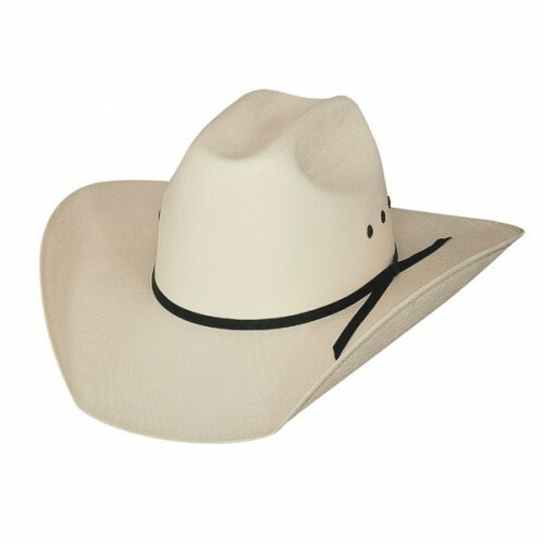 Children's Back in the Saddle 10X Straw Hat by Montecarlo Hats 1033