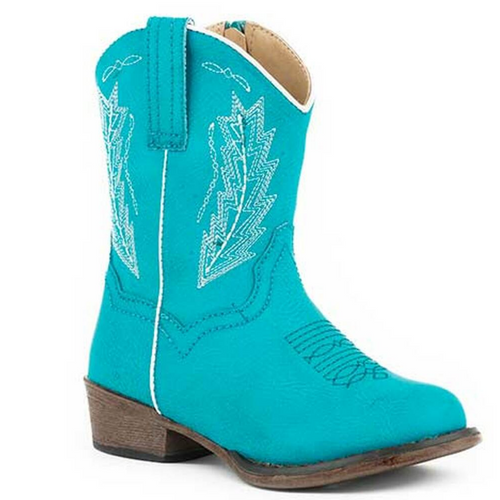 Children's Turquoise Cowboy Boot by Roper 9-18-1939-2403