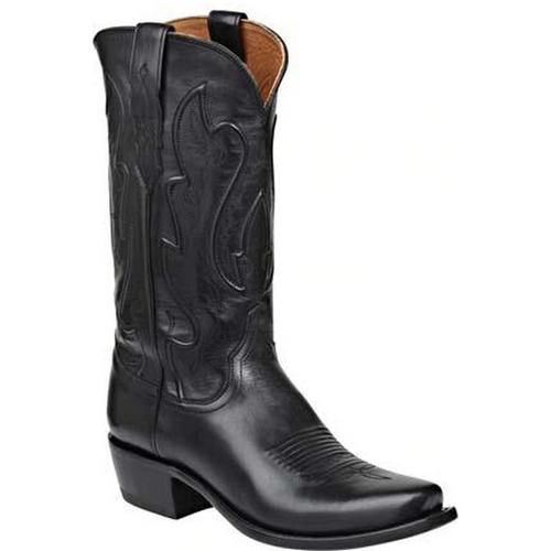 Men's Handmade 1883 Cole Cowboy Boot Square Toe - M1006.74 by Lucchese